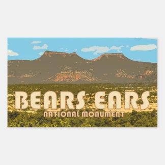 Bears Ears National Monument Sticker