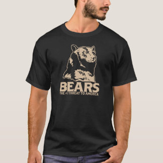 bears godless killing machines T-Shirt