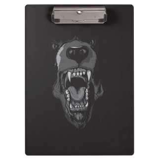 BEAR'S MOUTH CLIPBOARD