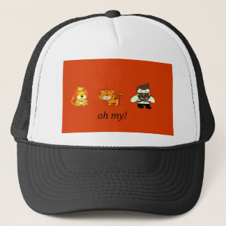 bearsohmy trucker hat