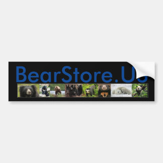 BearStore.US Bumper Sticker