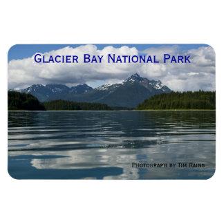 Beartrack Mountain Glacier Bay Magnet