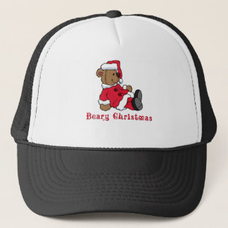 Beary Christmas Hat