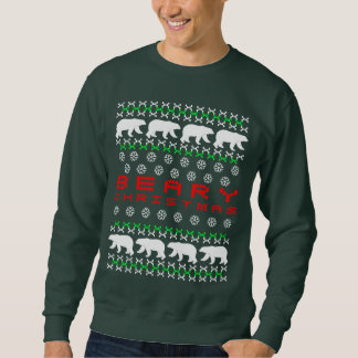 Beary Christmas Sweatshirt