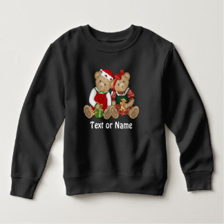 Beary Merry Christmas Pair Sweatshirt