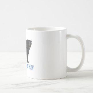 Beary Much Coffee Mug