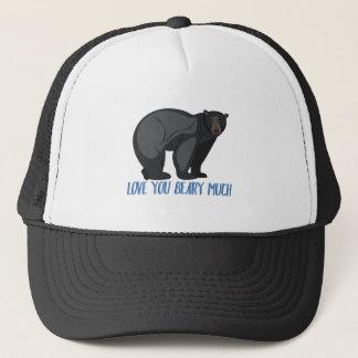 Beary Much Trucker Hat