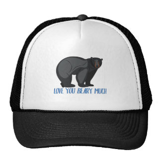 Beary Much Trucker Hat