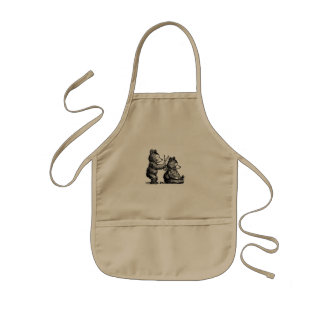 Beary Nice Hairdresser Kids Apron