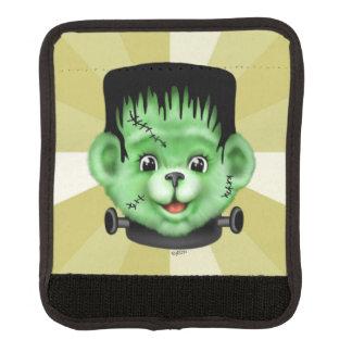 BEARY SCARY HALLOWEEN CARTOON Luggage Handle Wrap