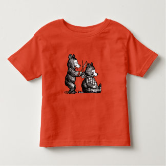 Beary Special Hairdresser Toddler T-shirt