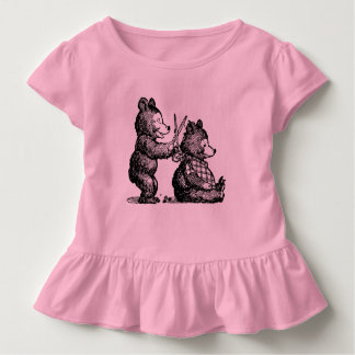 Beary Special Hairdresser Wannabe Toddler T-shirt