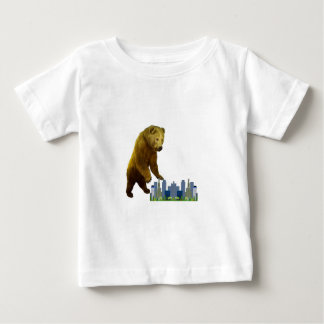 Bearzilla Baby T-Shirt