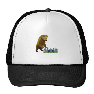 Bearzilla Trucker Hat