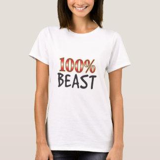 Beast 100 Percent T-Shirt