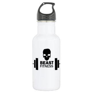 Beast Fitness 532 Ml Water Bottle