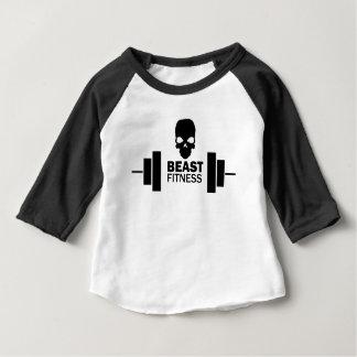 Beast Fitness Baby T-Shirt