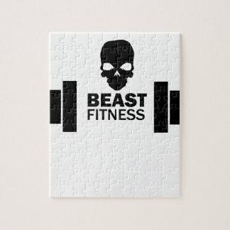 Beast Fitness Jigsaw Puzzle