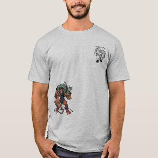 Beast man ram man T-Shirt