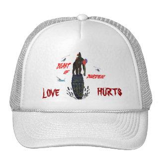 BEAST OF BURDEN CAP TRUCKER HAT