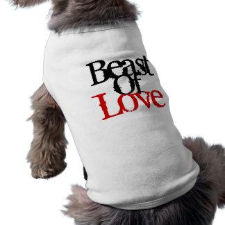Beast of Love 05.07.09 Shirt
