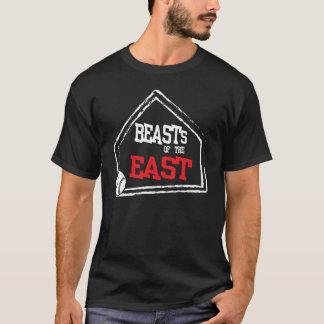 Beast of the East Baseball tshirt