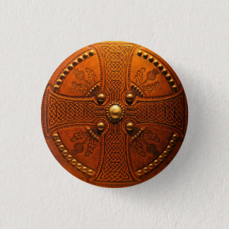 Beast of the Highlands 1 Inch Round Button