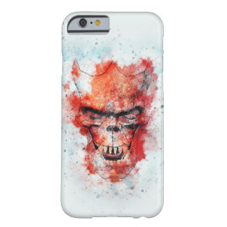 Beast Skull Barely There iPhone 6 Case