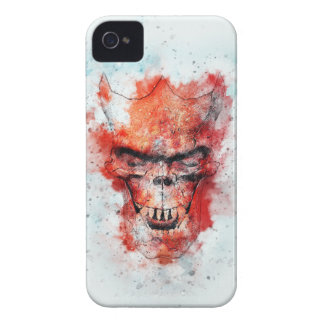 Beast Skull iPhone 4 Cover