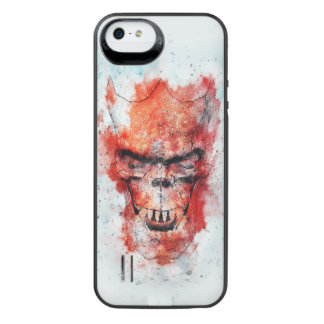 Beast Skull iPhone SE/5/5s Battery Case