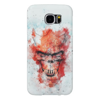 Beast Skull Samsung Galaxy S6 Cases