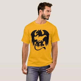Beast Within- Griffin Protoceratops T-Shirt