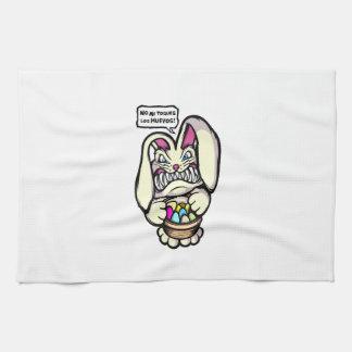 Beaster Bunny Kitchen Towel