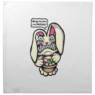 Beaster Bunny Napkin