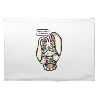Beaster Bunny Placemat