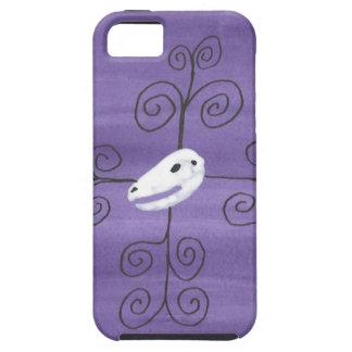 Beastie Skull Flourish iPhone 5 Case