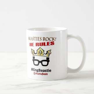 Beasties Rock Austin Rules mug