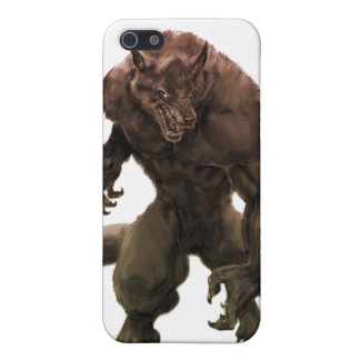 Beastly werewolf case for the iPhone 5