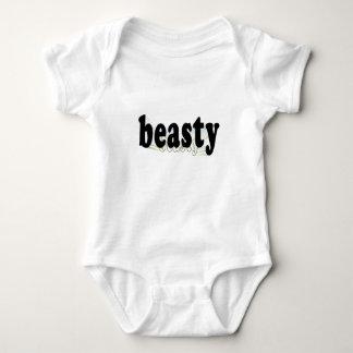 Beasty (the cool nasty) baby bodysuit