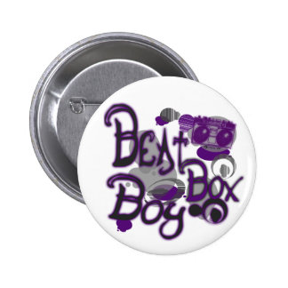 Beat Box Boy Purple Buttons