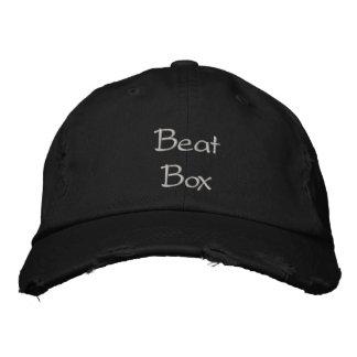 Beat Box Custom Embroidered Hat