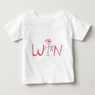 Beat Cancer Baby T-Shirt