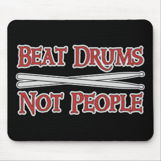 Beat Drums Mouse Pad