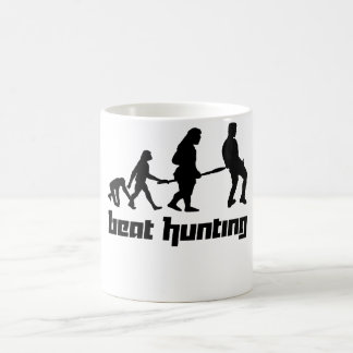 Beat Hunting Coffee Mug