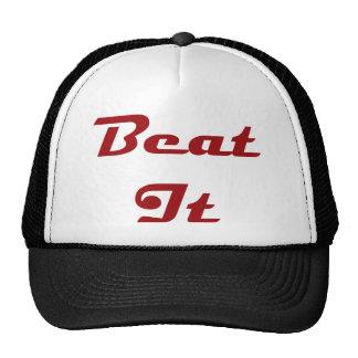 Beat It Hat