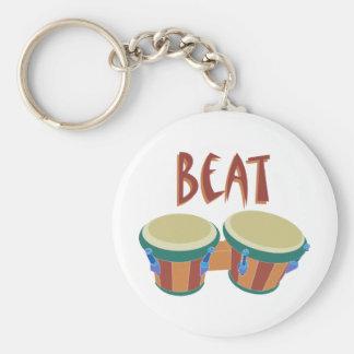 Beat Keychain