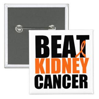 Beat Kidney Cancer Pins