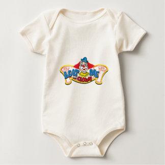 Beat Me the Clown Baby Bodysuit