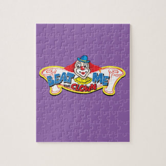 Beat Me the Clown Jigsaw Puzzle