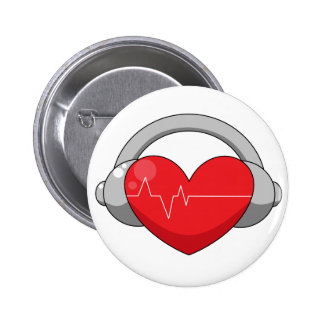 Beat of my Heart Button
